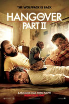 "Poster art for ""The Hangover Part II."""