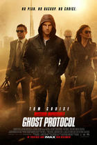 Poster art for &quot;Mission: Impossible - Ghost Protocol.&quot;