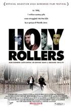 Poster art for &quot;Holy Rollers.&quot;