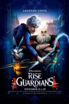 Poster art for &quot;Rise of the Guardians.&quot;