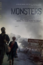 Poster art for &quot;Monsters.&quot;
