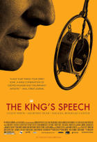 Poster art for &quot;The King&#39;s Speech&quot;