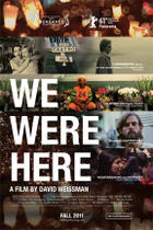 Poster art for &quot;We Were Here.&quot;