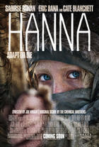 Poster art for &quot;Hanna.&quot;