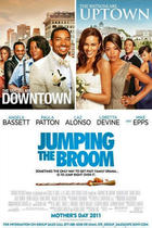 Poster art for &quot;Jumping the Broom.&quot;