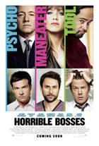 Poster art for &quot;Horrible Bosses.&quot;