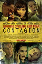 "Poster art for ""Contagion."""