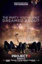 Poster art for &quot;Project X.&quot;