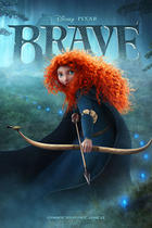 Poster art for &quot;Brave.&quot;