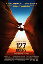 "Poster art for ""127 Hours"""