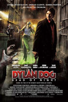 "Poster art for ""Dylan Dog: Dead of Night."""