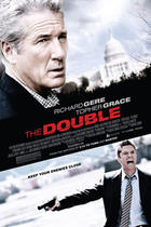 Poster art for &#39;The Double.&#39;