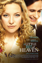 "Poster art for ""A Little Piece of Heaven"""