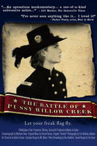 Poster art for &quot;The Battle of Pussy Willow Creek.&quot;