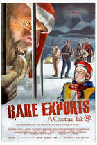 Poster art for &quot;Rare Exports: A Christmas Tale&quot;