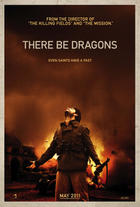 Poster art for &quot;There Be Dragons.&quot;