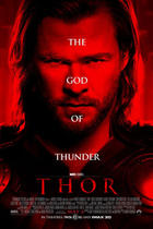 Poster art for &quot;Thor 3D.&quot;