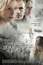 Poster art for &quot;Saving Grace B. Jones&quot;