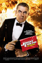 "Poster art for ""Johnny English Reborn."""