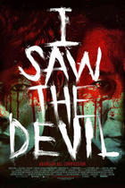 Poster art for &quot;I Saw The Devil&quot;