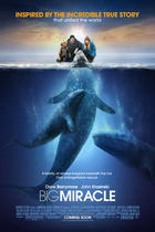 "Poster art for ""Big Miracle."""