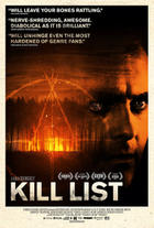 Poster art for &quot;Kill List.&quot;