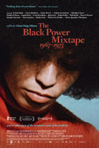 Poster art &quot;The Black Power Mixtape 1967-1975.&quot;