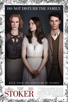 Poster art for &quot;Stoker.&quot;