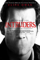 Poster art for &quot;Intruders.&quot;