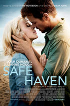 "Poster art for ""Safe Haven."""