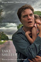 Poster Art for &quot;Take Shelter.&quot;