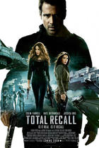 "Poster art for ""Total Recall."""