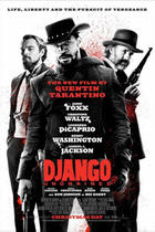 Poster art for &quot;Django Unchained.&quot;