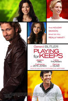 "Poster art for ""Playing the Field."""