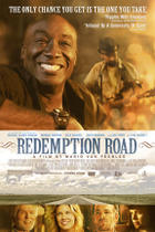 Poster art for &quot;Redemption Road.&quot;