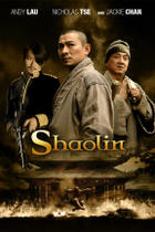 Poster Art for &quot;Shaolin.&quot;