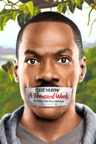 Teaser poster art for &quot;A Thousand Words.&#39;&#39;