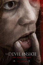 Poster art for &quot;The Devil Inside.&quot;