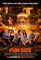 "Poster art for ""Fun Size."""