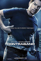 Poster art for &quot;Contraband.&quot;