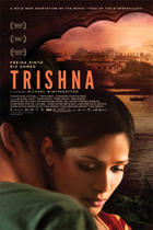 Poster art for &quot;Trishna.&quot;