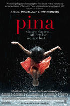 Poster art for &quot;Pina.&quot;