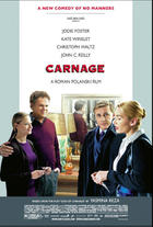 Poster art for &quot;Carnage.&quot;