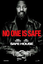Poster art for &quot;Safe House.&quot;