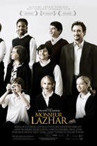 Poster art for &quot;Monsieur Lazhar.&quot;