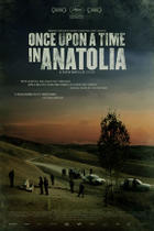 "Poster art for ""Once Upon A Time in Anatolia."""