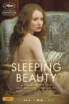 "Poster art for ""Sleeping Beauty."""