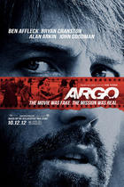 Poster art for &quot;Argo.&quot;