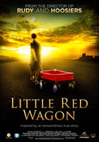 Poster art for &quot;Little Red Wagon.&quot;