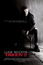 Poster art for &quot;Taken 2.&quot;